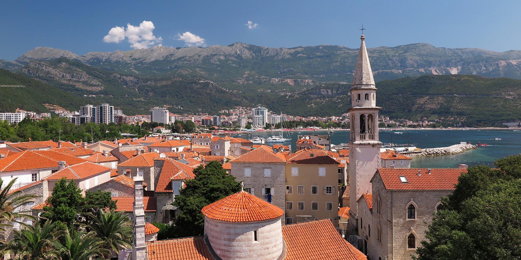 Будва Черногория: курорты Будва, Петровац, Бар