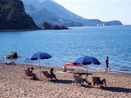 Будва Черногория: курорты Будва, Петровац, Бар. Фото 1