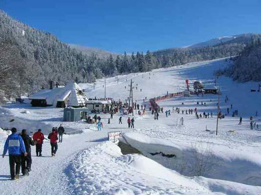 Колашин / Kolasin горнолыжный курорт Черногории. Фото 2