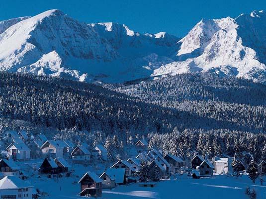 Горнолыжные курорты Черногории. Фото 1