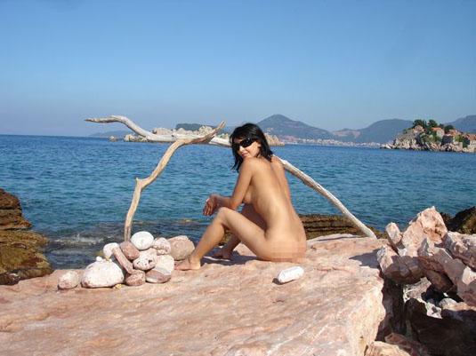 Ульцинь курорт Черногория: остров Ада-Бояна. Фото 3